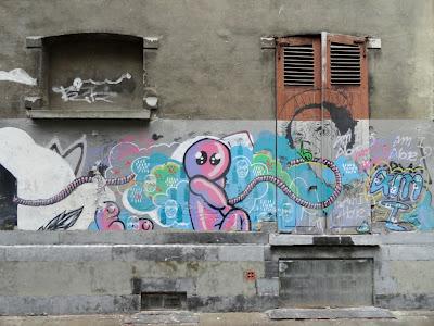 graffiti brussel