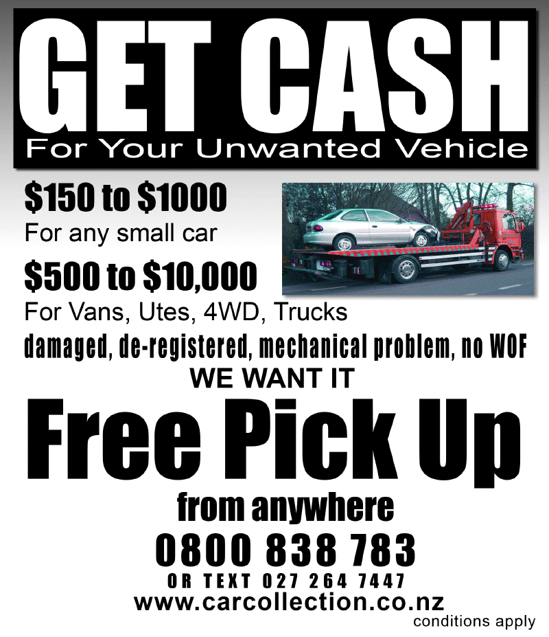 Car Wreckers Auckland Top Cash Paid for Unwanted Vehicle | Cash for ...
