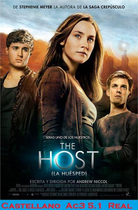 The Host (La huésped) (2013) DVDRip Castellano AC3 5.1 Ciencia ficción