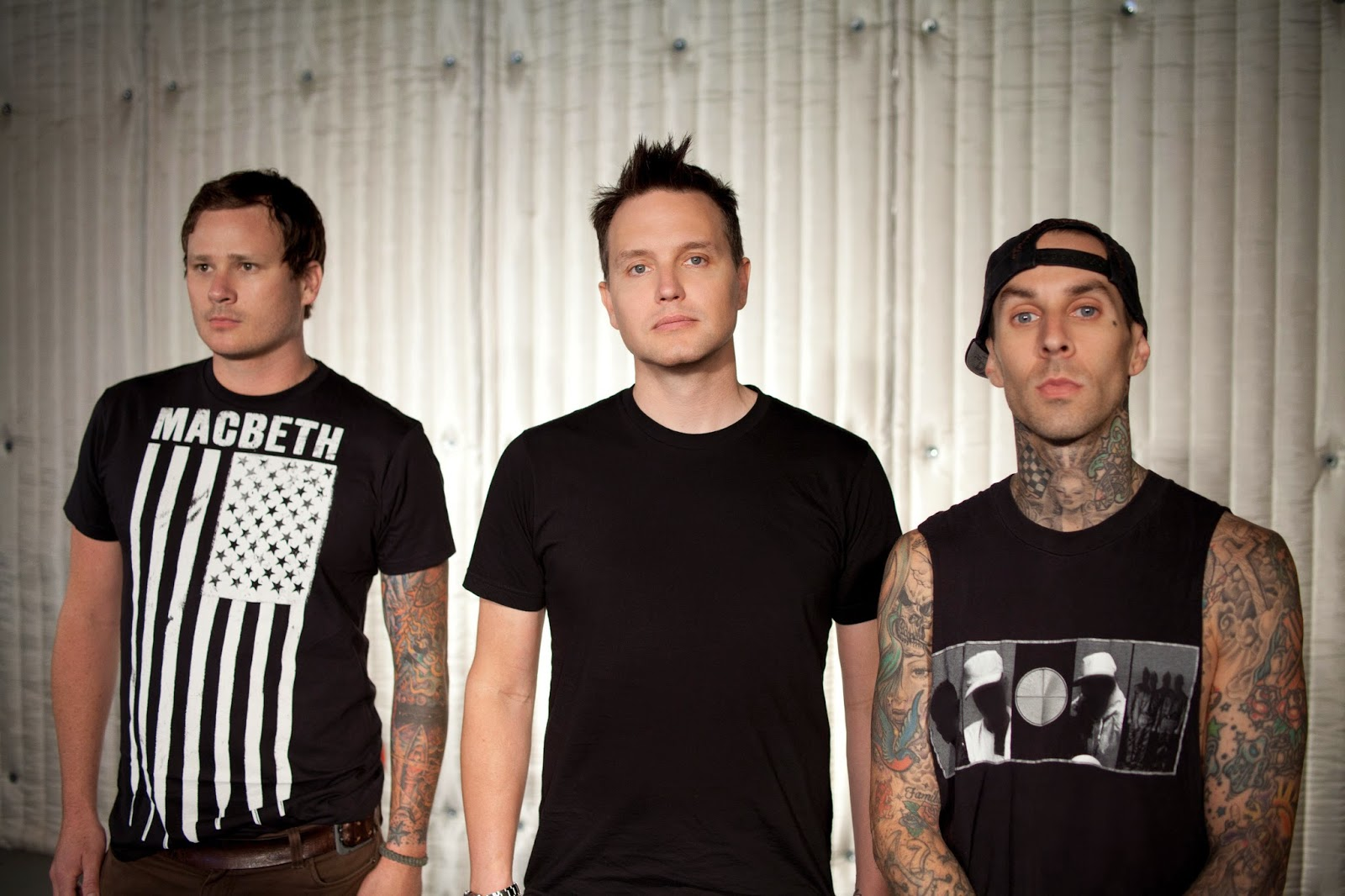 Blink-182 (with Tom Delonge)