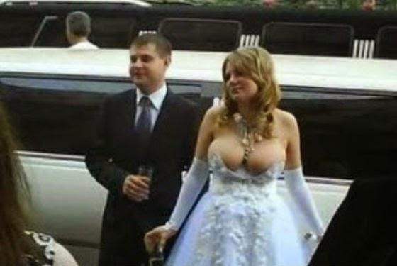 fotos noticias: los 50 vestidos de novia mas atrevidos que has visto
