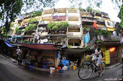 Xây dựng, cải tạo chung cư cũ: Vòng luẩn quẩn lợi ích