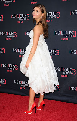 Stefanie Scott – Insidious Chapter 3 Premiere in Hollywood