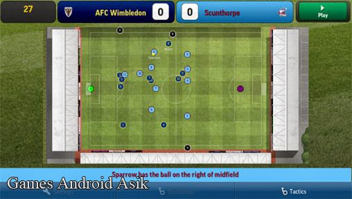 Android Games Football Manager Handheld 2014 Asik - 4