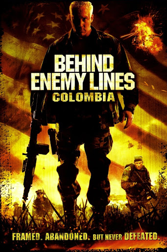 Behind Enemy Lines 3 Colombia Movie