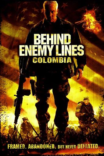 Behind Enemy Lines 3 Colombia Movie