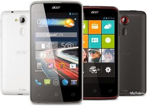 Acer Z4 Spesifikasi dan Harga baru bekas