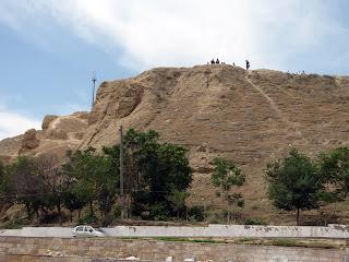 Uzbekistán, fortaleza de Alejandro Magno