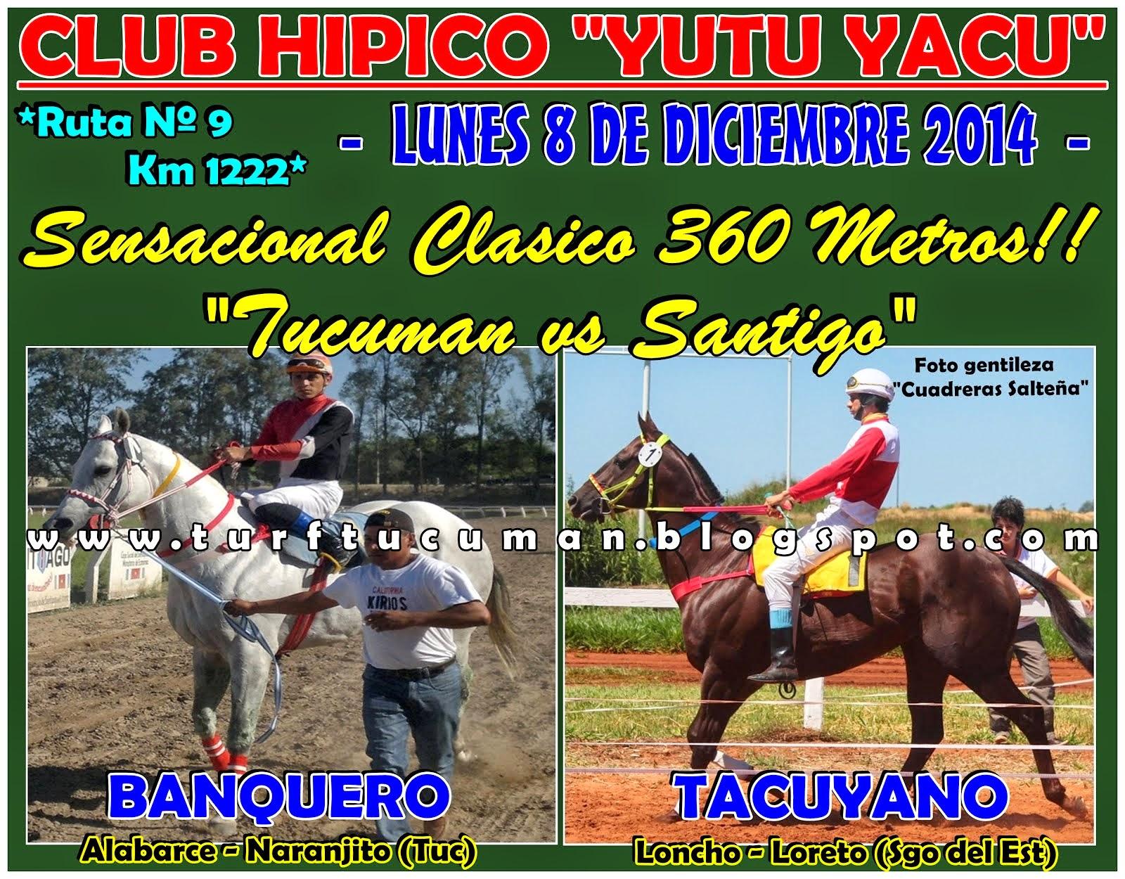 BANQUERO VS TACUYANO