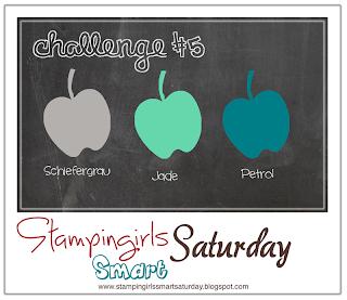 http://stampingirlssmartsaturday.blogspot.de/2013/11/challenge-5.html