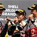 GP da Bélgica foi decepcionante para os brasileiros, mas não para Sebastian Vettel
