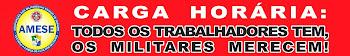 MERECEMOS UMA CARGA HORÁRIA DEFINIDA