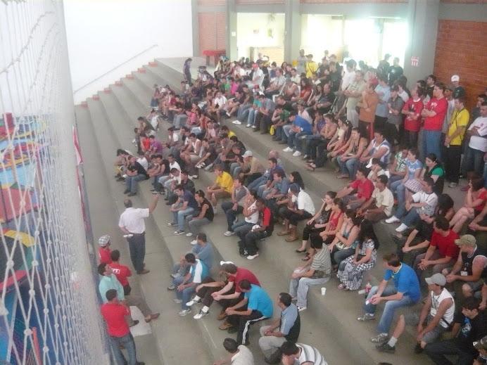 Assembleia dos trabalhadores (as) da  BRF em 2011