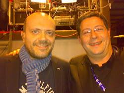 Vitaliano Gallo e Max Pezzali