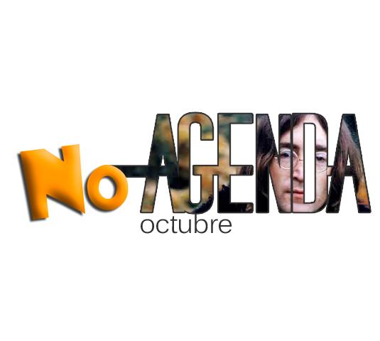 Cabecera de No-Agenda con tributo a John Lennon
