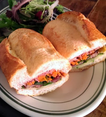 Produce Row banh mi