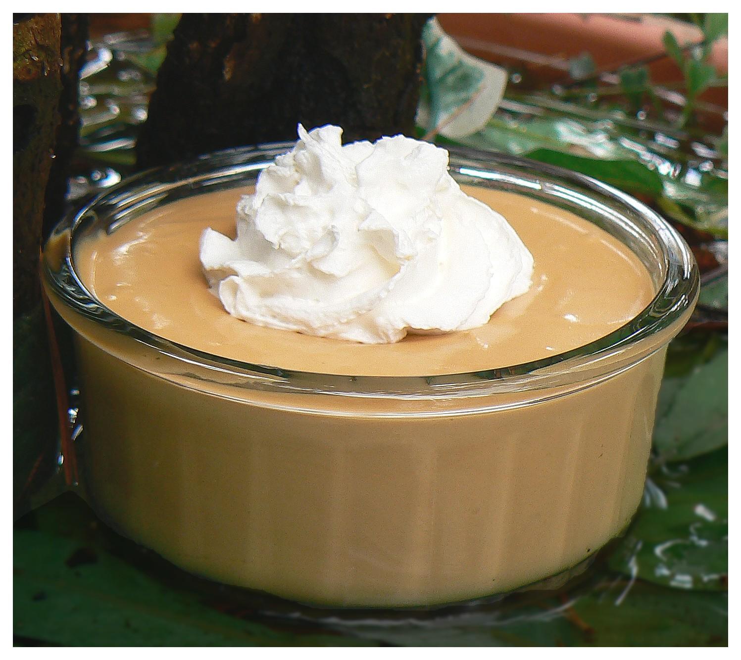 le palais gourmand mousse au dulce de leche