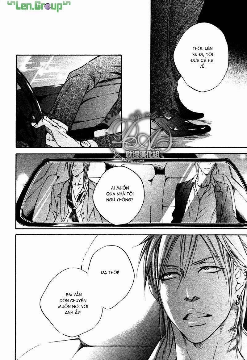 Kizutsuite Romance Manga chap 2 - Trang 32