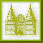 путешествие по замку шереметевых - готика в марийских лесах!