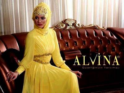 Hijab moderne pour fête