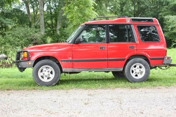 for sale 1998 land rover discovery 4x4 cars. Black Bedroom Furniture Sets. Home Design Ideas