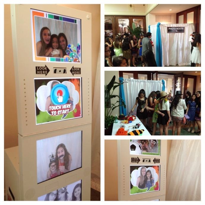 Photo Booth party rental