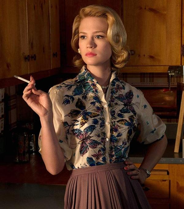 Fifties Darling: Betty Draper Pink