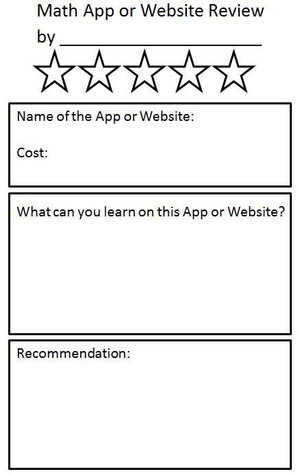 Website Review Template. sample of agenda format resume in word ...