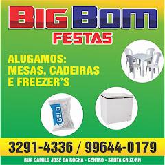 BIG BOM FESTAS