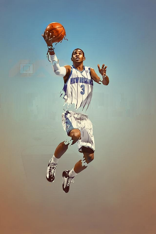 chris paul new orleans hornets download iphone ipod