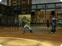 Urban Freestyle Soccer PC Game Snapshot 4