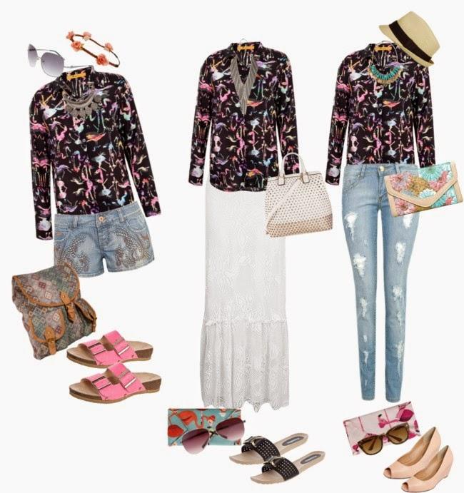 -short jeans-saia longa branca-calçajeans feminina rasgada-camisas femininas-camisa feminina-camisas femininas da moda-women's shirts-camisas de las mujeres-chemises pour femmes-moda feminina-camiseta manga longa