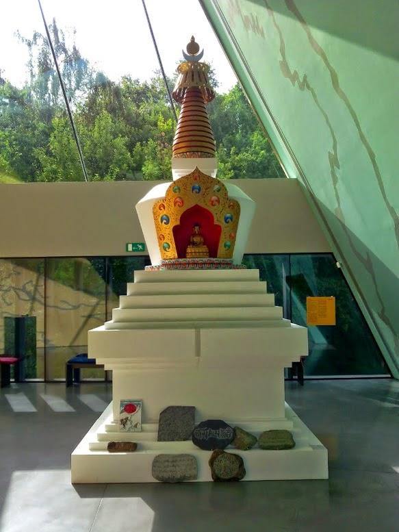 Visite au Musée Hergé  louvain la neuve belgique tintin