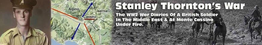 Stanley Thornton's War