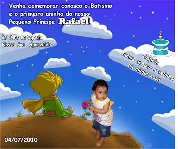 Convite Batizado e Aniversário Personalizado