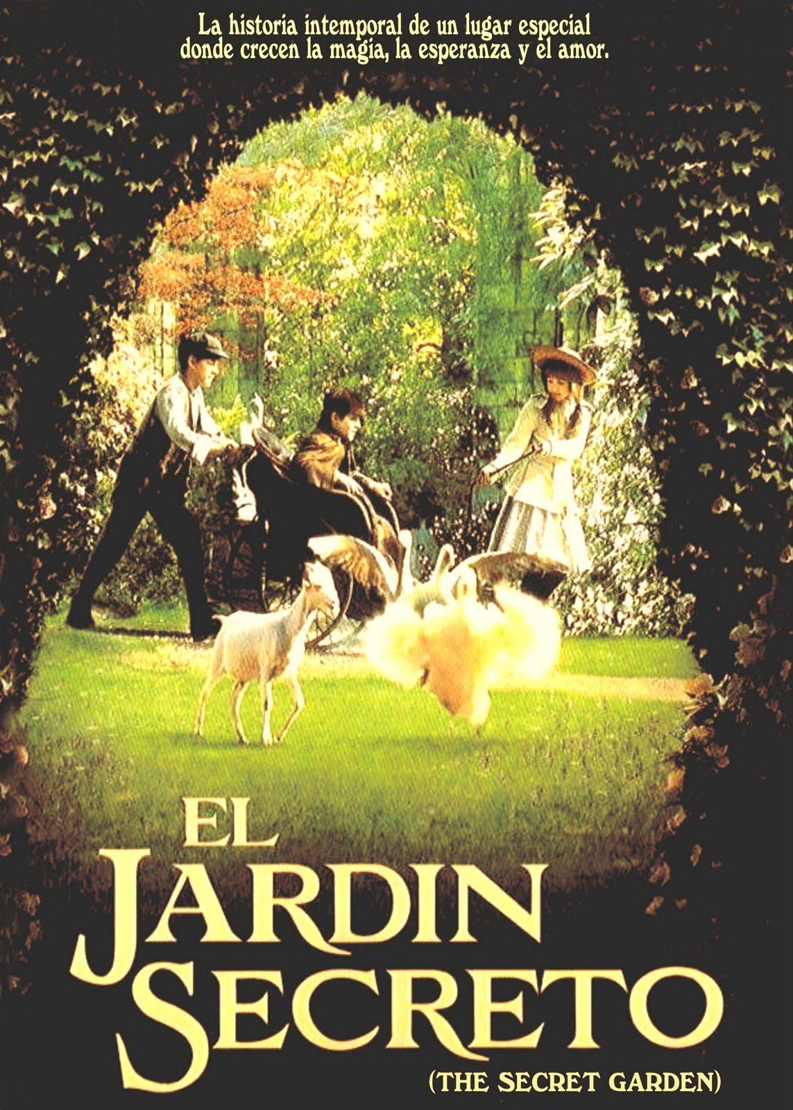 Para tu lista de lectura el jard n secreto for El jardin de los secretos