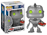 Funko Pop! The Iron Gigant with Car