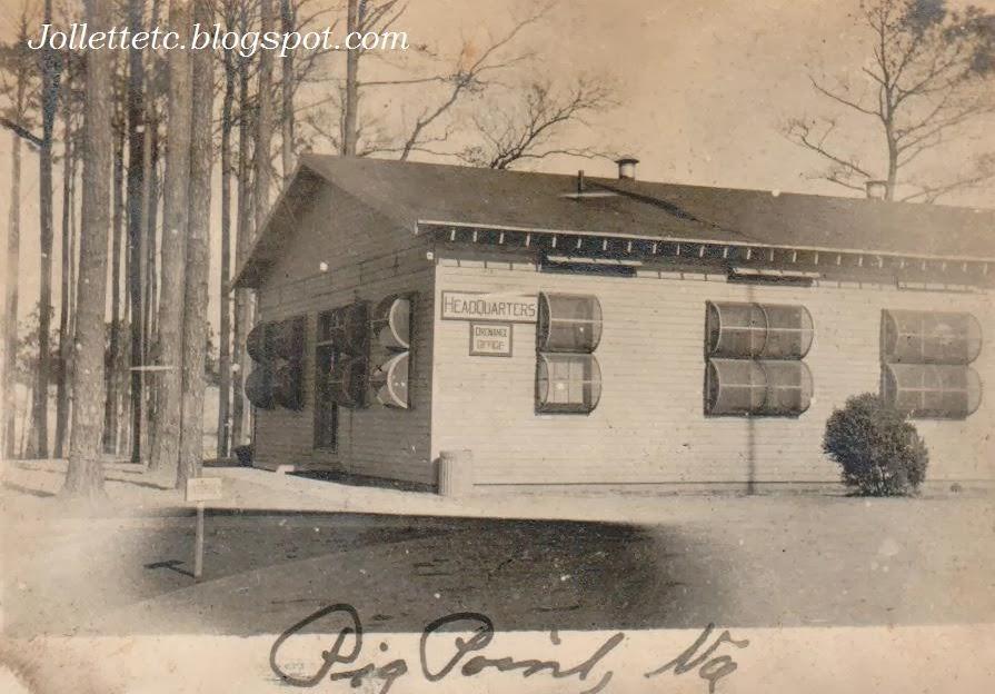 Pig Point Ordnance Depot