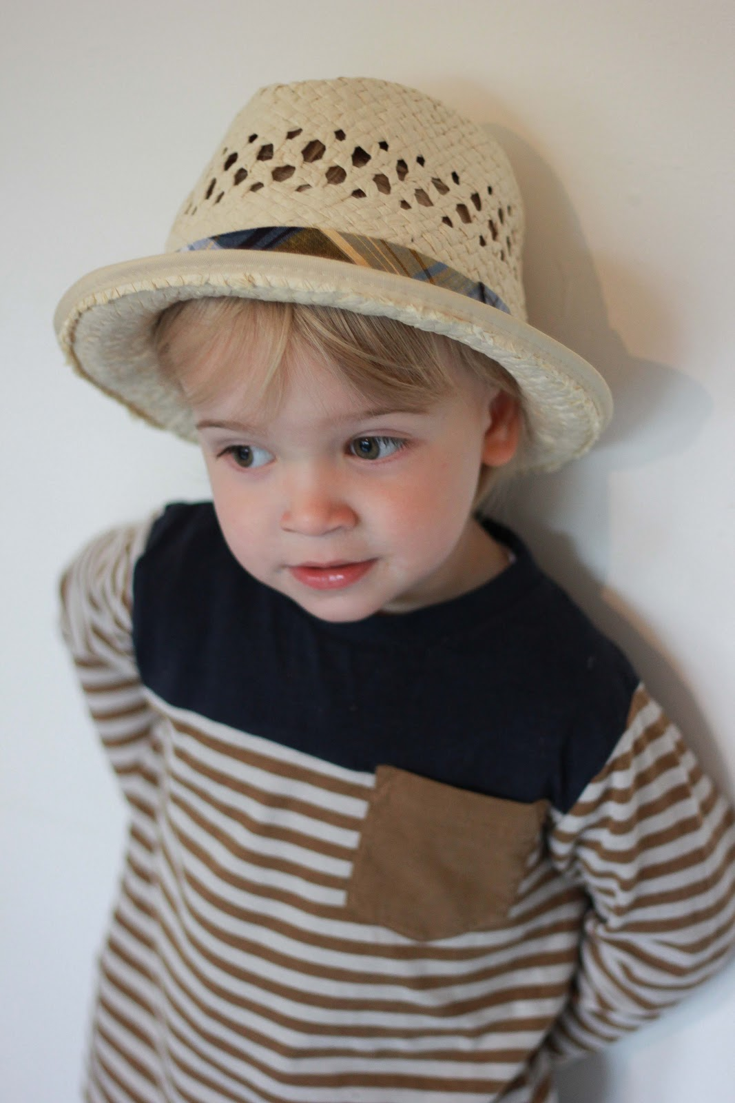Boys' straw lifeguard hat fashioned with a woven straw design, featuring a front leather debussed logo, and finished with an adjustable chin strap. more More like this Find other Men's Hats.