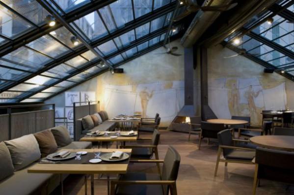Marzua el restaurante tragaluz renace en barcelona por - Restaurante ken barcelona ...