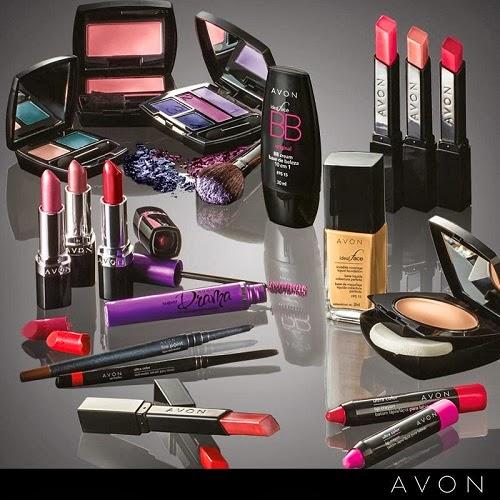 Maquiagem Avon