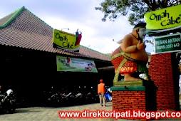 Rumah Makan (RM) Omah Cabe Pati