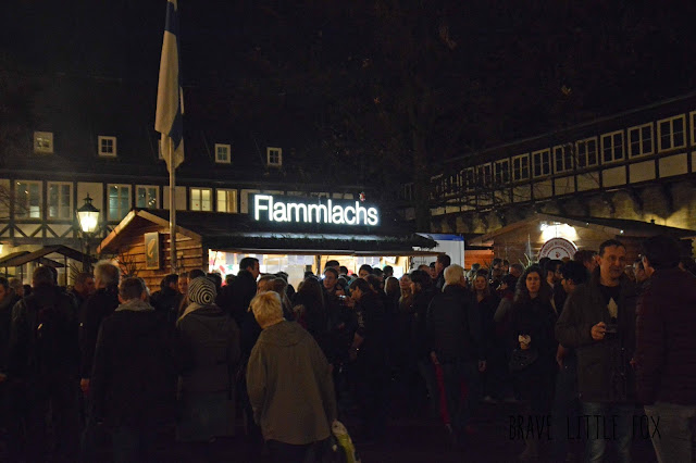 Finnisches Dorf Weihnachtsmarkt Hannover