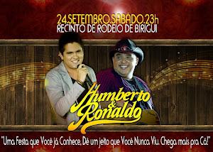 Humberto & Ronaldo -24 De Set.