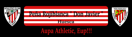 "Peña Athletic ""Don Javier""  Huesca - Alto Aragón"