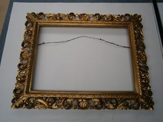 Framemaker: Florentine frame