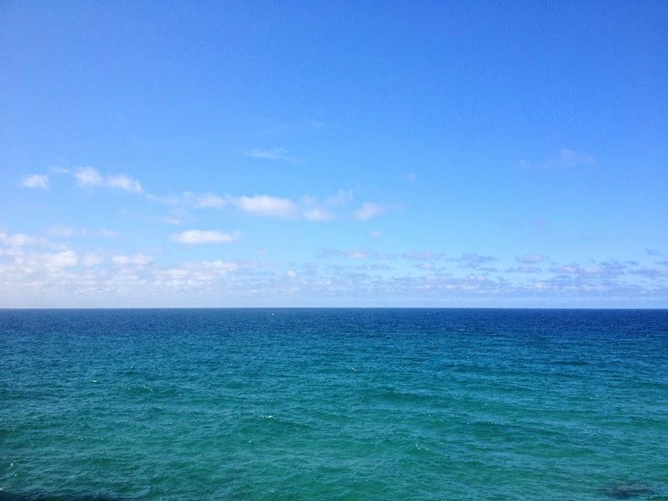 Coruña azul