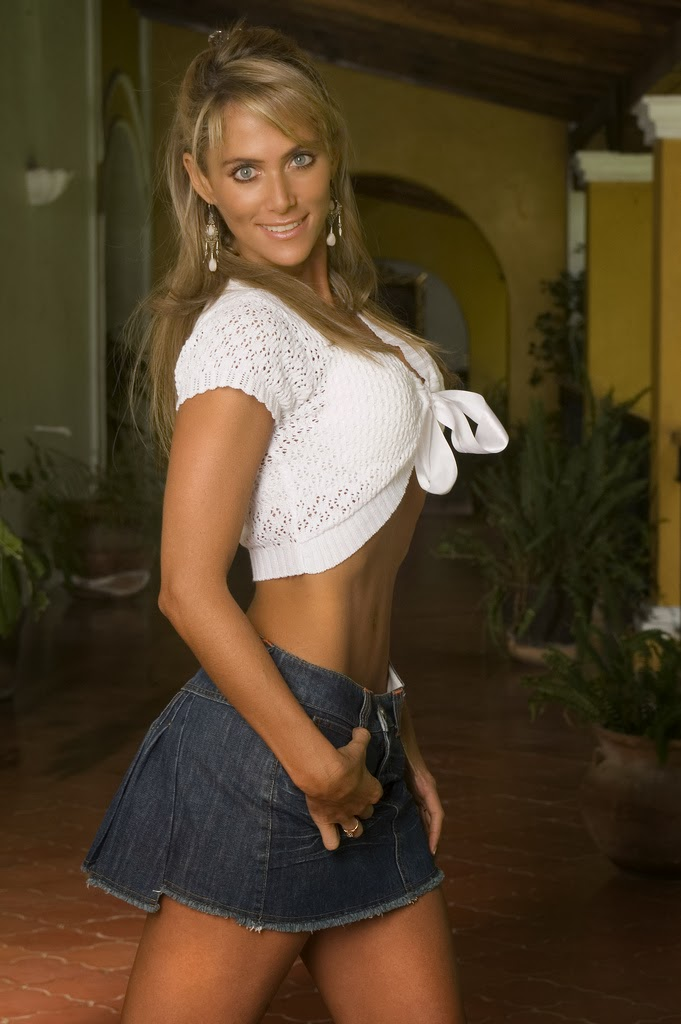 Celebrity Adore: Sports Journalist Ines Sainz Tight ...