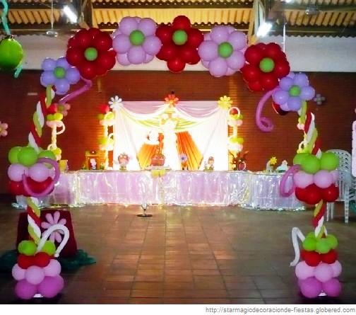 Ideas Para tus Fiestas Tematicas: Decoracion Para Fiesta Frutillita
