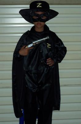 KSS-012 Kostum Zorro